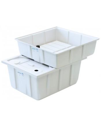 2 x 2 Flood and Drain kit