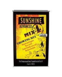 Sunshine Advanced Mix #4 - 3 Cu. Ft. Compressed