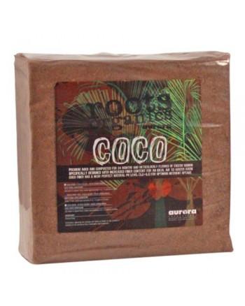 Roots Organics Compressed Coco Fiber