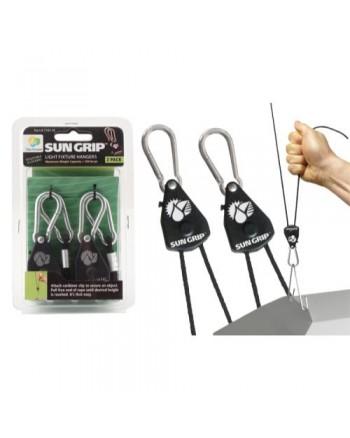 Sun Grip Light Hangers 1/8 in
