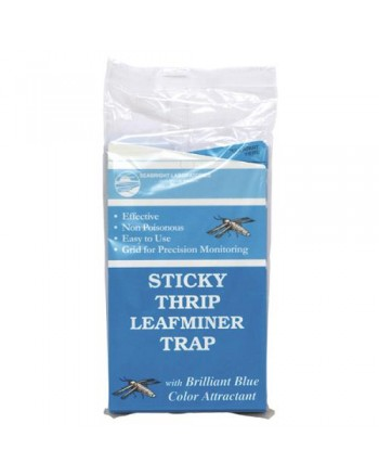 Sticky Thrip Leafminer Traps