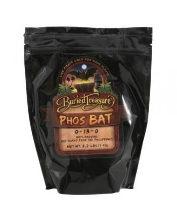 Buried Treasure Phos Bat Guano